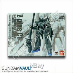 Nouveau Spirits Robot Métal Z Zeta Plus C1 Ka Signature Gundam Action Figure Bandai