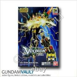 Nouveau Super Sdcc Minipla Voltron Legendary Defender Special Ver Dreamworks Bandai