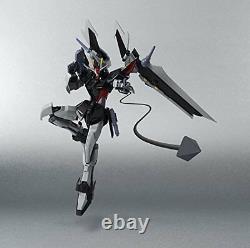 Nouveaux Esprits De Robot Côté Ms Strike Noir Action Figure Gundam Seed C. E. 73 Bandai