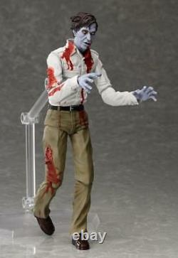 Nouvelle Figma 224 Dawn Of The Dead Flyboy Zombie Figure Max Factory F/s