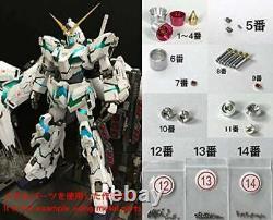 Pg 1/60 Rx-0 Pour Unicorne Gundam Final Battle Ver. (mobile Suit Gundam Uc) Gunpla