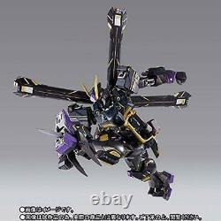 Premium Bandai Metal Build Crossbone Gundam X2 Action Figure Ems Avec Suivi Nouveau