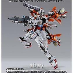 Premium Bandai Metal Build Gun Barrel Striker Gundam Avec Le Suivi Des Nouvelles