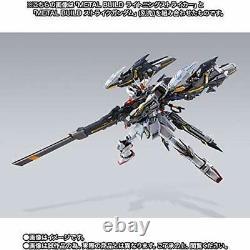Premium Bandai Metal Build Mobile Suit Gundam Seed Lightning Striker