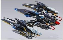 Premium Bandai Metal Build Mobile Suit Gundam Seed Lightning Striker Model Kit