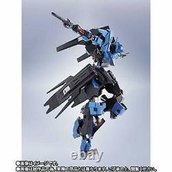 Premium Bandai Metal Robot Spirits Side Ms Gundam Vidar Avec Tracking New