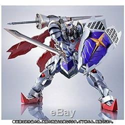 Premium Bandai Metal Robot Spiritueux Chevalier Gundam Real Type Ver. Figurine