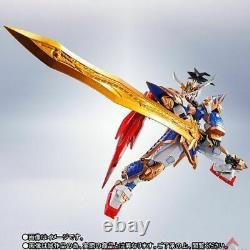 Prêt P Bandai Metal Robot Soul Spirits Liu Bei Gundam Real Type Ver