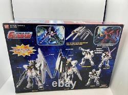 Rare Bandai Mobile Suit Gundam Deluxe Rx-93 Nu