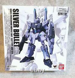 Robot Spirits Ka Signature Side Ms Gundam Uc Silver Bullet Figure Bandai F/s