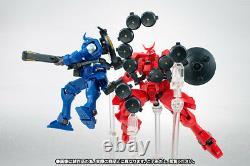 Robot Spirits Mobile Suit Gundam Wing Vayeate & Mercurius Action Figure Bandai