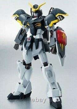 Robot Spirits Side Ms Gundam W Gundam Deathscythe Action Bandai Figure