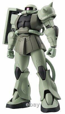 Robot Spirits Side Ms Ms-06 Zaku II Ver A. N. I.m. E. Action Figure Gundam Bandai