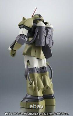 Robot Spirits Side Ms Ms-06m Zaku Marine Type Ver A. N. I.m. E. Gundam Msv Bandai