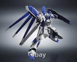 Robot Spirits Side Ms Rx-93-v2 Hi-v Nu Gundam Action Figure Bandai Du Japon