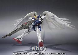 Robot Spirits Side Ms Wing Gundam Zero Ew Pearl Coating Ver Action Figure Bandai