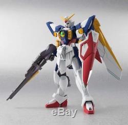 Robot Spiritueux Side Ms Wing Gundam Action Figure Bandai Tamashii Nations Japon