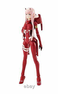 S. H. Figuarts Darling Dans Le Franxx Zero Deux Actions Figure Bandai Nouveau Du Japon