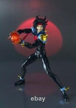S. H. Figuarts Mobile Fighter G Gundam Domon Kasshu Action Figure Bandai