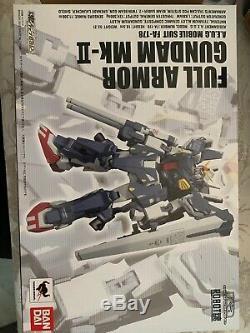 Signature Robot Spirits Ka Side Ms Armure Complète Gundam Mk 2 II Action Figure