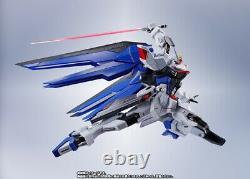 Spirits De Robot Métal Side Ms Fredom Gundam Zgmf-x10a Premium Bandai Jp