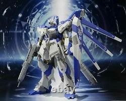 Spirits De Robot Métaux Rx-93-2 Hi-v Nu Gundam Diecast Figure Pb Bandai