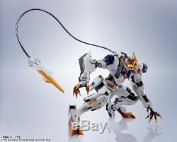 Spiritueux Robot Métal Gundam Asw G-08 Barbatos Lupus Action Figure Rex Bandai