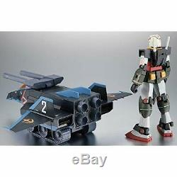 Spiritueux Robot Ms Side Rx-78-2 Gundam & G Chasseur Ver A. N. I. M. E. Real Color Type
