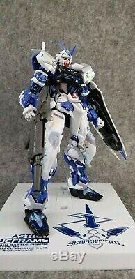 Structure En Métal Seed Destiny Bleu 1/100 Astray Cadre D'action Gundam Figure Diecast