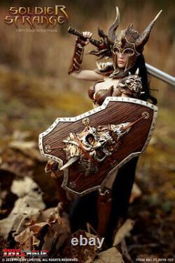 Tbleague Phicen Pl2019-137 1/6 Échelle Soldier Strange Action Figure Jouets
