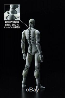 Toa Heavy Industries 4e Production Synthétique Humaine 1/12 Figure Abs Pvc 112