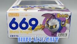 USA 100% Authentic Good Smile Kirby's Dream Land Meta Knight Nendoroid Figure